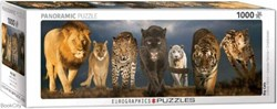 تصویر  پازل Big Cats 1000pcs 0297