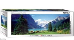 تصویر  پازل Lake Louise Canadian Rockies 1000pcs 1456