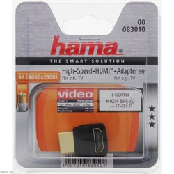 تصویر  مبدل hama High Speed HDMI Adapter for TV 083010